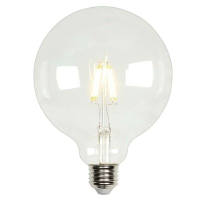 Medium Base G40 LED Light Bulb Wattage: 40