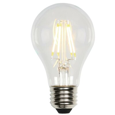 Medium Base A19 LED Light Bulb Wattage: 60