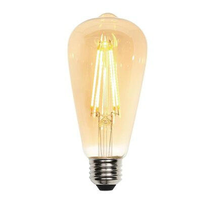 Medium Base ST20 LED Light Bulb Wattage: 60