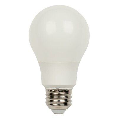 9W E26/Medium LED Light Bulb (Set of 6)