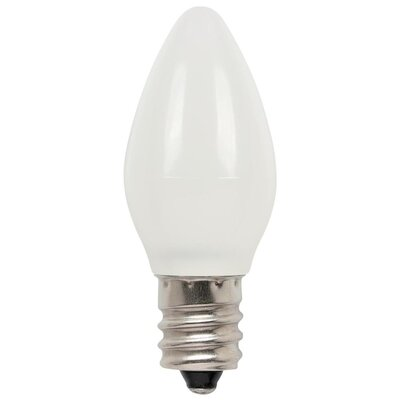 1W E12/Candelabra LED Light Bulb