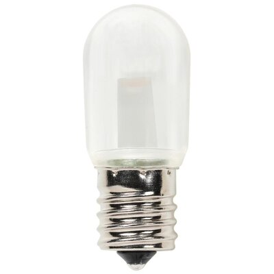 1.5W E17/Intermediate LED Light Bulb (Set of 4)