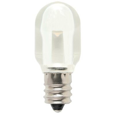0.6W E12/Candelabra LED Light Bulb (Set of 4)