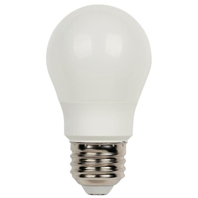5W E26/Medium LED Light Bulb (Set of 4)