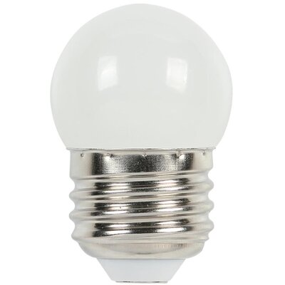 1W E26/Medium LED Light Bulb (Set of 4)