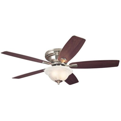 52 Sumter LED 5 Blade Ceiling Fan