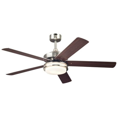 52 Castle LED 5 Blade Ceiling Fan