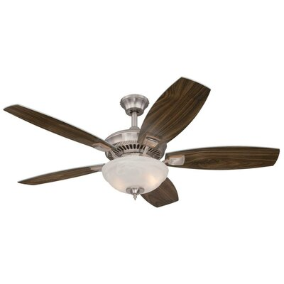 52 Tulsa 5 Blade Ceiling Fan