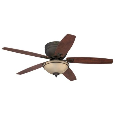 52 Boulder Brook LED 5 Blade Ceiling Fan