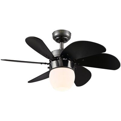 30 Turbo Swirl 6 Blade Ceiling Fan