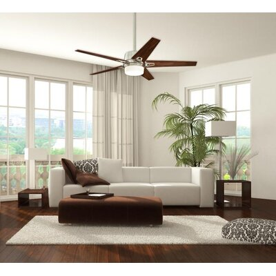 56 Zephyr 5 Blade Ceiling Fan with Remote