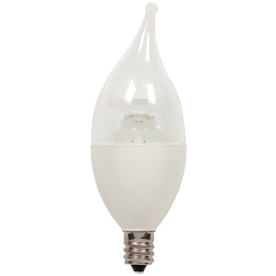 40W E12/Candelabra LED Light Bulb