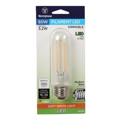3.2W E26 LED Light Bulb