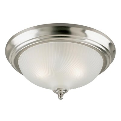 Brittany 3-Light Flush Mount