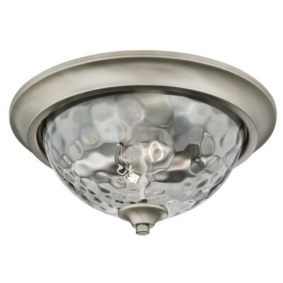 Manalapan 2-Light Flush Mount