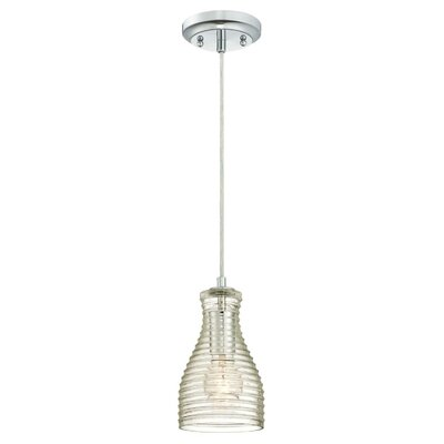 Moorestown 1-Light Inverted Pendant