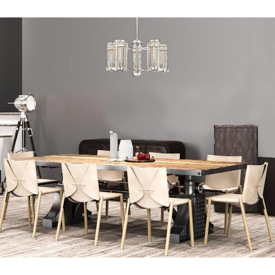 Mendham Indoor 5-Light Chandelier