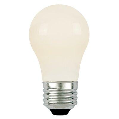 40W A15 LED Light Bulb (Set of 6)