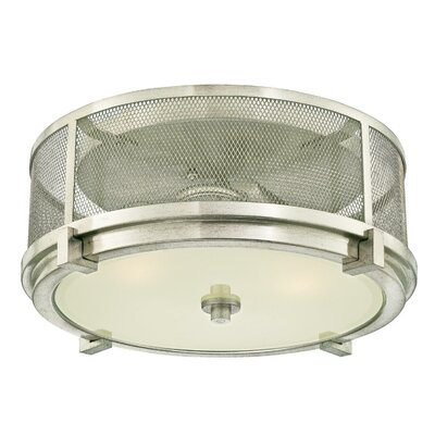 Mendham 2-Light Flush Mount