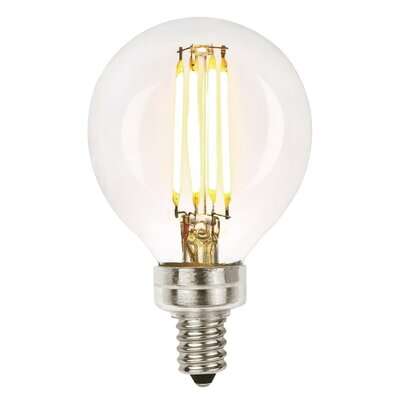 G16 LED Light Bulb (Set of 6) Wattage: 60W