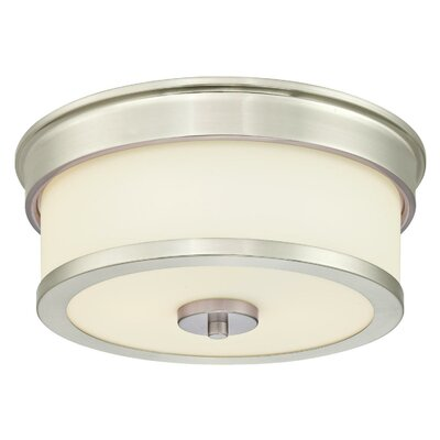 Mannington 2-Light Flush Mount