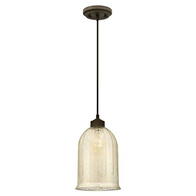 Andrade 1-Light Inverted Pendant