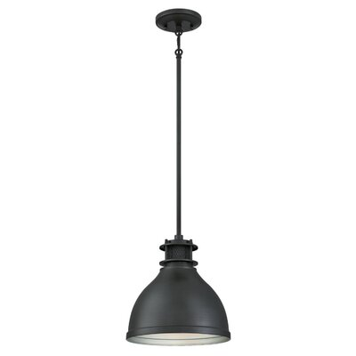 Arria 1-Light Inverted Pendant Finish: Matte Brushed