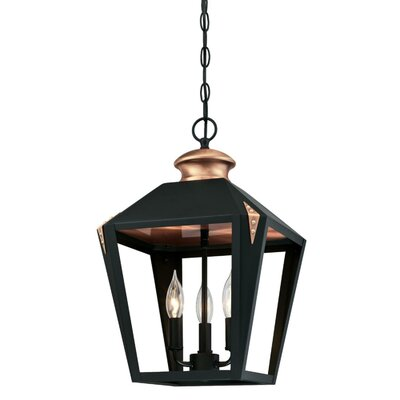 Ibarra 3-Light Foyer Pendant