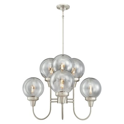 Hosley Indoor 6-Light Chandelier