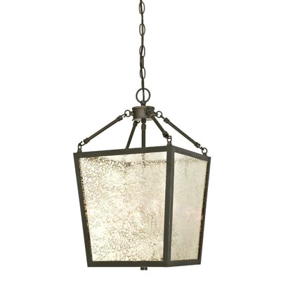 Khan Indoor 4-Light Pendant