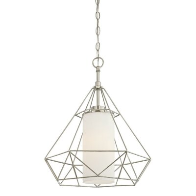 Hosmer 1-Light Foyer Pendant