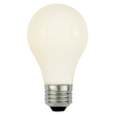 A19 Incandescent Light Bulb (Set of 6) Wattage: 60W