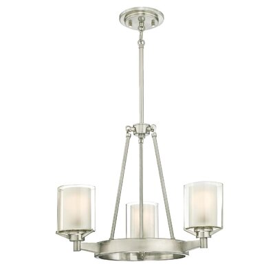 Johns Indoor 3-Light Mini Chandelier