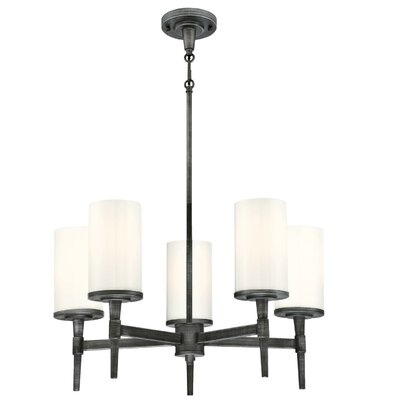Colerane Indoor 5-Light Candle-Style Chandelier