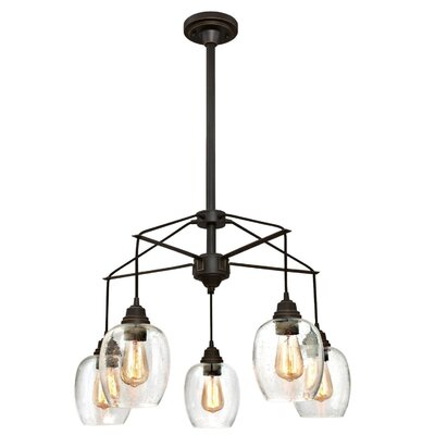 Ararinda Indoor 5-Light Chandelier