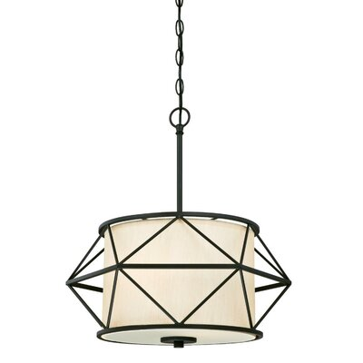 Hoskinson 1-Light Drum Pendant