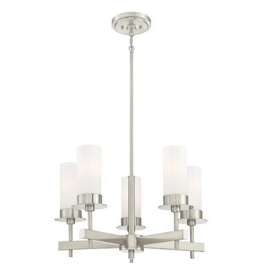 Mannington 5-Light Chandelier