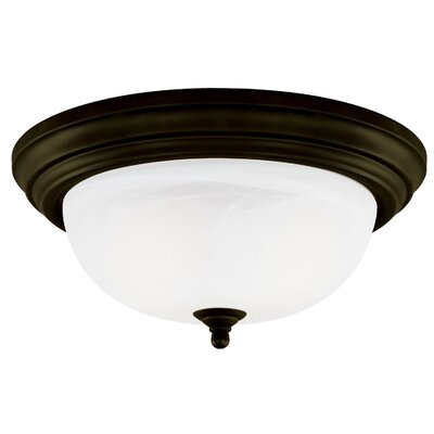 Wingate 1-Light Flush Mount