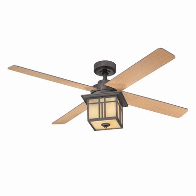 52 Craftsman 4 Blade Ceiling Fan with Remote