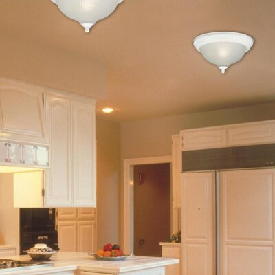 Belwood 3-Light Flush Mount