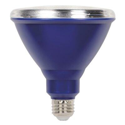 15W E26/Medium (Standard) LED Light Bulb Color: Blue