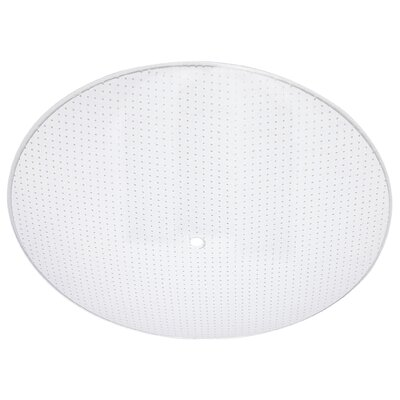 13 Glass Round Light Diffuser (Set of 12)