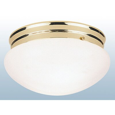 Gilead 2 Light Dome Flush Mount