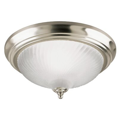 Wingate 1 Light Flush Mount