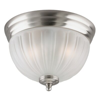 2 Light Flush Mount (Set of 2)