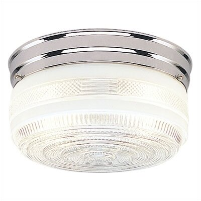 Slocumb 2-Light Flush Mount