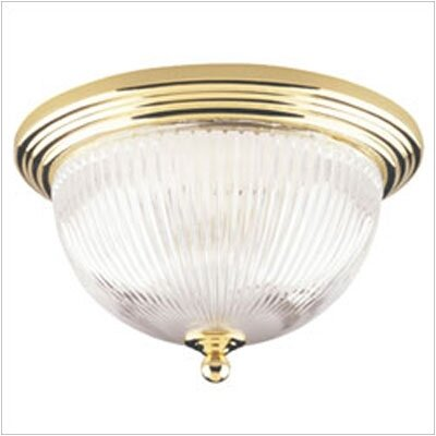 7.25 2 Light Flush Mount (Set of 2)