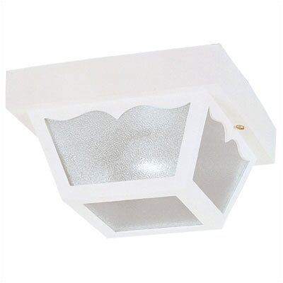 Portico 1-Light Flush Mount