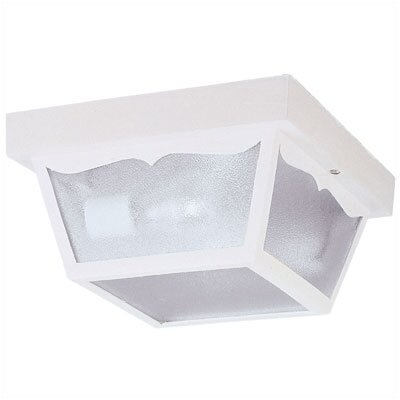 2-Light Flush Mount (Set of 2)