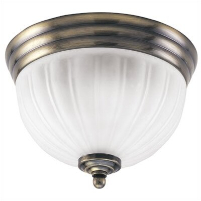 Dome Flush Mount (Set of 2)
